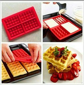 Avon Baked Waffle Mold